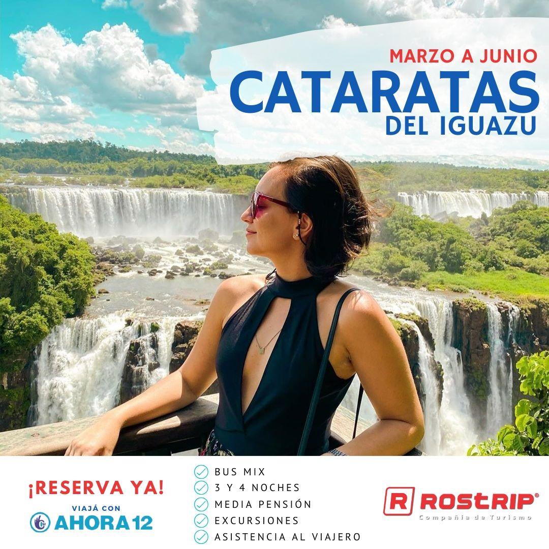 Cataratas del Iguazu - Rostrip