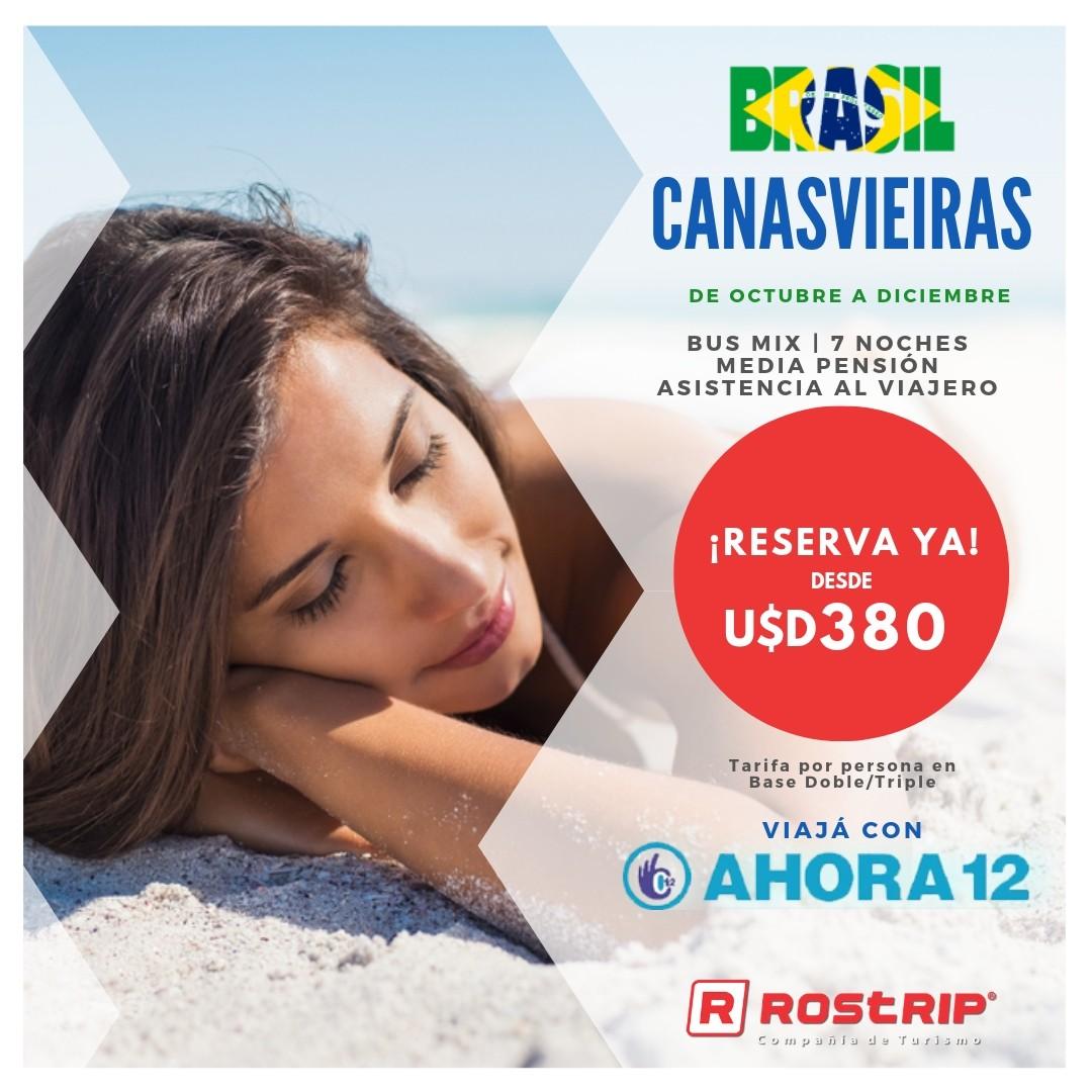 Canasvieras - Brasil - Rostrip