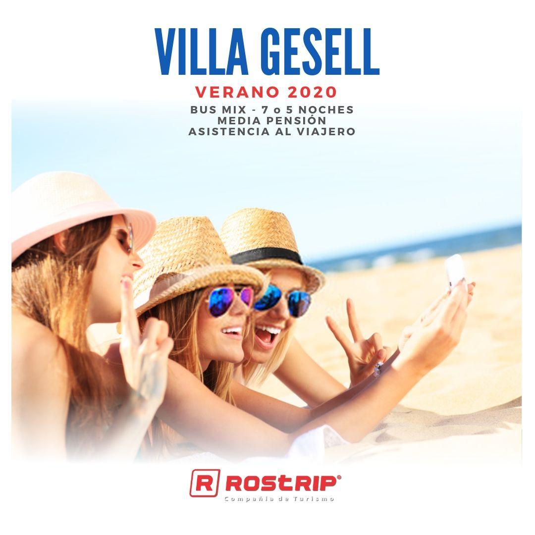 Villa Gesell - Rostrip