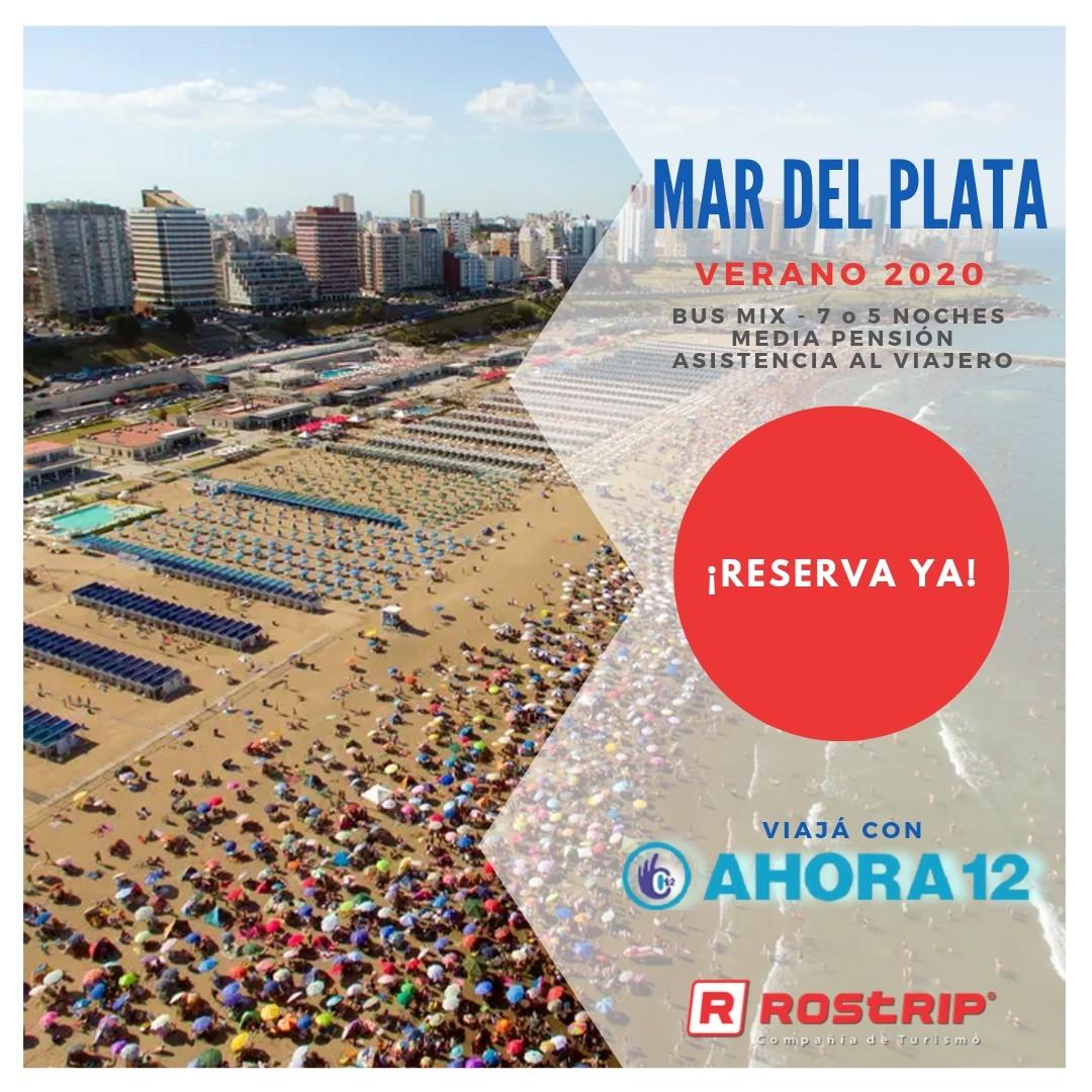Mar del Plata - Verano 2020 - Rostrip
