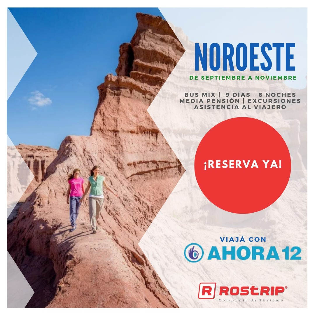 Noroeste Argentino - Rostrip