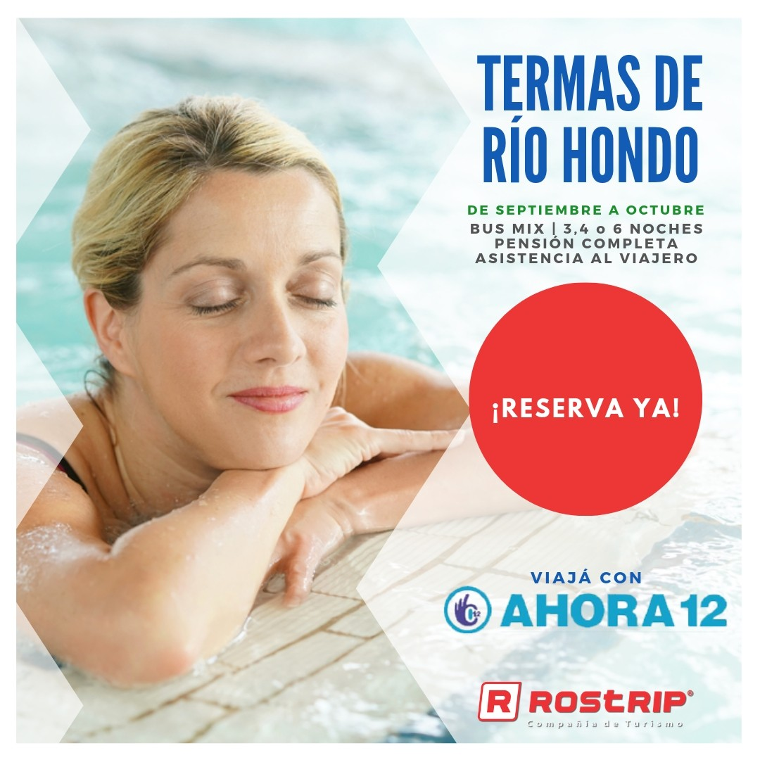 Termas de Rio Hondo - Rostrip