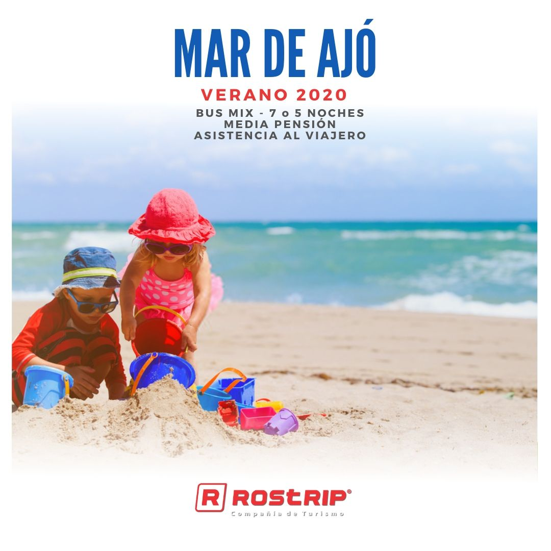 Mar de Ajó - Rostrip