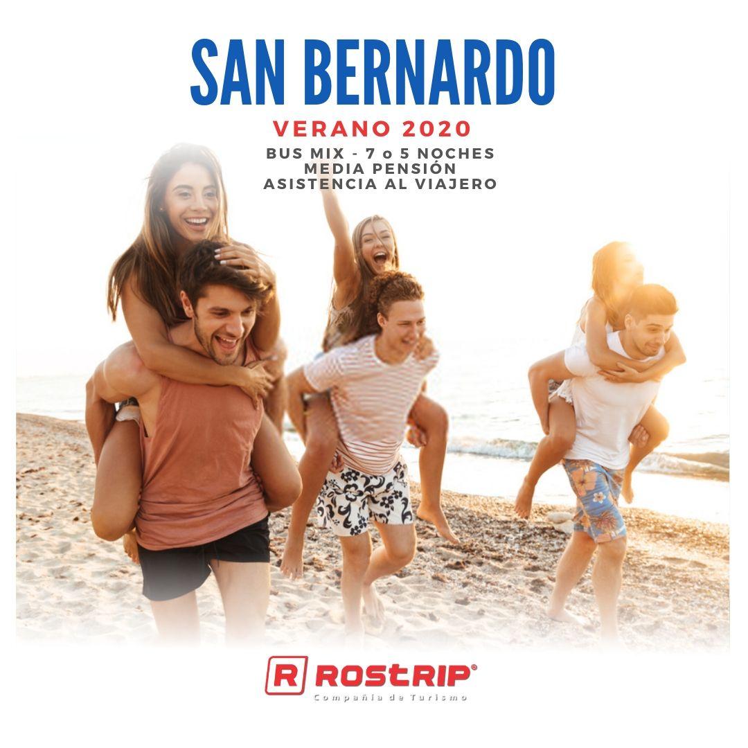San Bernardo - Rostrip